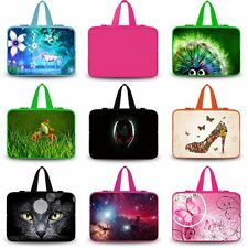 """Royal 11.6""""12"""" Laptop Netbook Tablet Chromebook Soft Carry Case Bag Pouch Cover"""