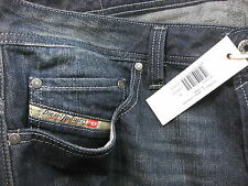 NWT  $198 DIESEL SAFADO PREMIUM DESIGNER JEANS  Wash ORZ31  MADE IN USA
