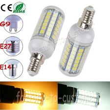 E27/E14/G9 3W/3.5W/4W/6W/7W LED 5050 SMD Corn Light Bulb Lamp 220V~240V DL
