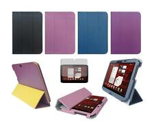 "Folio Cover Case and Screen Protector for Motorola Droid Xyboard 10.1"" Tablet"