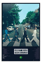 The Beatles Abbey Road Album Tracks Poster  New - Maxi Size 91cm x 61.5cm
