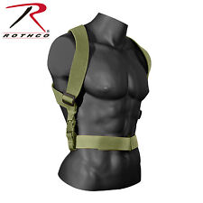 Rothco 49195 Combat Suspenders - Olive Drab