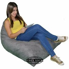 Bean Bag Chair Cozy Foam Filled Factory Direct Small Cozy Lounger Sack