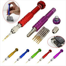 5 in 1 Magnetic Opening Screwdriver Kit Set Hand Tools Suit For Torx T5/T6/5
