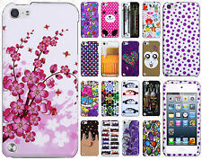 For iPod Touch 6 6th Gen HARD Protector Case Snap On Phone Cover Accessory