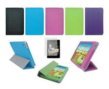 Folio Skin Cover Case and Screen Protector for Acer Iconia A1-810 Tablet