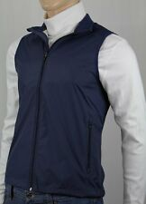 POLO GOLF RALPH LAUREN NAVY BLUE FULL ZIP JACKET WINDBREAKER NWT $125