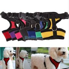 Pet Control Harness Soft Mesh Pet Harness Dog Cat Vest Walk Collar Strap Safety