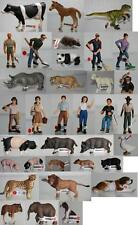 #01 Schleich Animals People Characters Partial Rare New Select