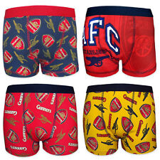 Arsenal FC Official Football Gift 1 Pack Boys Boxer Shorts