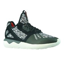 NEW adidas men's trainer Tubular Runner Black Sport Shoes Trainers Inexpensive