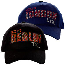 Adidas Men's Cap Berlin London Baseball Cap Mens hat City Base Cap new