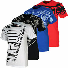 Tapout Men'S T-Shirt S M L XL XXL Hardcore Darkside Bolt Felony Corrution new