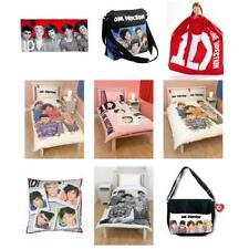 ONE DIRECTION DOONA COVERS, BEDDING & BEDROOM ACCESSORIES - OFFICIAL - NEW - 1D