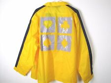 TRI MOUNTAIN JACKET WINDBREAKER-RAIN ULTRA LIGHTWEIGHT POKER CARDS NEW XL