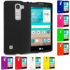 For LG Escape 2 Spirit C70 Logos Hard Snap-On Matte Color Case Cover Accessory