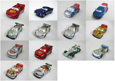 Original Disney Pixar Cars Metallic Series Car 1:55 Metal Diecast Choose