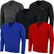 Oscar Jacobson 2015 Mens Noah Tour VN Merino Golf Sweater Pullover Jumper