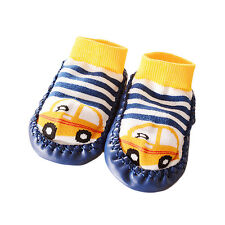 Kids Toddler Baby Comfortable Shoes Anti-slip Slipper Socks Boots Shoes Friday