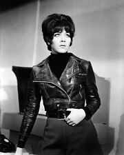 THE AVENGERS LINDA THORSON LEATHER COAT PHOTO OR POSTER
