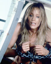 TANYA ROBERTS IN HANDCUFFS AS SHEENA COLOR PHOTO OR POSTER