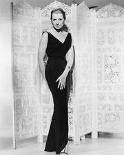 DEBORAH KERR FULL LENGTH GLAMOUR B&W PHOTO OR POSTER