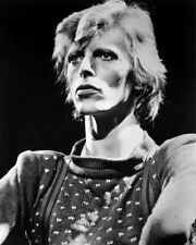 DAVID BOWIE 1970'S PORTRAIT UNUSUAL IMAGE PHOTO OR POSTER