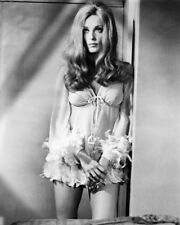 SHARON TATE IN NIGHTGOWN LOOKING ALLURING PHOTO OR POSTER