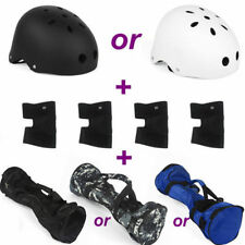 MonoRover Helmet Carry Bag Knee Elbow Support Set for Electric Two Wheel Scooter