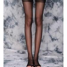 Ultra-Thin Women Sexy Pantyhose Open No Toe Sheer Tights Toeless Silk Stocking