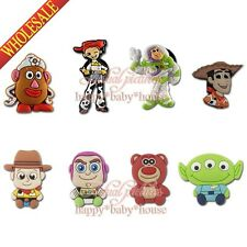 100PCS Toy Story Fridge Magnets,Refrigerator Magnets Sticker,Office Supply Gifts