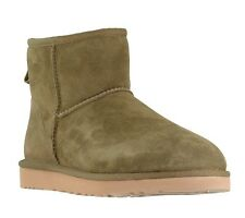 NEW UGG Australia Classic Mini 5854 women´s boots Lambskin Pull on boots Winter