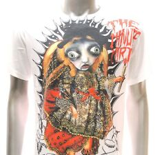 m284 Minute Mirth T-shirt Tattoo CLASSIC Skull Ghost Zombie Graffiti Art Indie