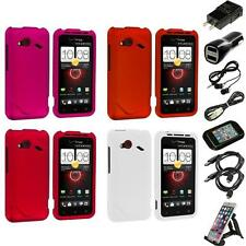 Color Hard Snap-On Skin Case Accessories for HTC Droid Incredible 4G LTE