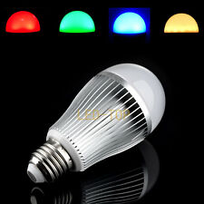 Milight 2.4G Wireless Dimmable RGB+Cold W RGB+Warm W E27 9W LED Light Bulb Lamp