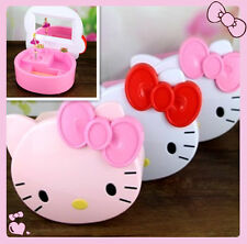 New HelloKitty  Music Box Mirror Cosmetic / Make Up jewelry box AA-E1029-3