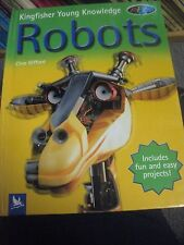 Robots children's book NEW