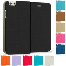For Apple iPhone 6 (4.7) Slim Wallet Dots Hard Flip Color Case Cover Accessory