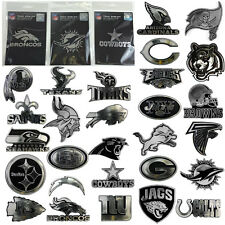 NFL All Team Pick Your Team Chrome 3D Sticker Decal Emblem Car Truck Made in USA