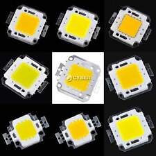High Power 1/5/10 Pcs 10W 30W 50W 100W Watt LED Chip Lamp Bulb Light 900-9000 LM