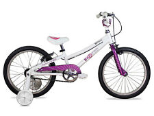 ByK E-350 Girls Bike - Pearl White/Pretty Purple