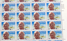 US SC# C132 VF NH MINT STAMP SHEET OF 50 PIPER REISSUE CV$ 335