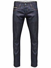 Jack and Jones Jeans Tim Vintage BL 305 Slim Fit Straight Leg Dark Blue