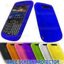 Soft Silicone Hard, Hybrid, TPU Circle, Gel Case Cover For BlackBerry 9700 Bold
