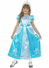 Childrens Fantasy Rags To Riches Princess Fancy Dress Costume