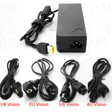 Square Laptop Power Cable/ 90W AC Adapter Charger For LenovoThinkPad S1 Yoga Lot