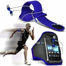 Sports Gym Fitness Armband Case Cover & Handsfree For Apple iPhone 6s