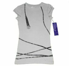 Miley Cyrus Max Azria Short Sleeve T Shirt Junior Size S