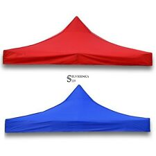9.6'x9.6' Shade Shelter Garden Gazebo Pop Up Canopy Tent Replace Top Cover Only