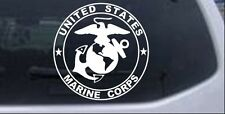 United States Marine Corps Seal Car or Truck Window Laptop Decal Sticker